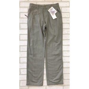 NWT Columbia Cotton Pants 4 Long